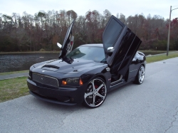 MMChargerStuntins 2006 Dodge Charger
