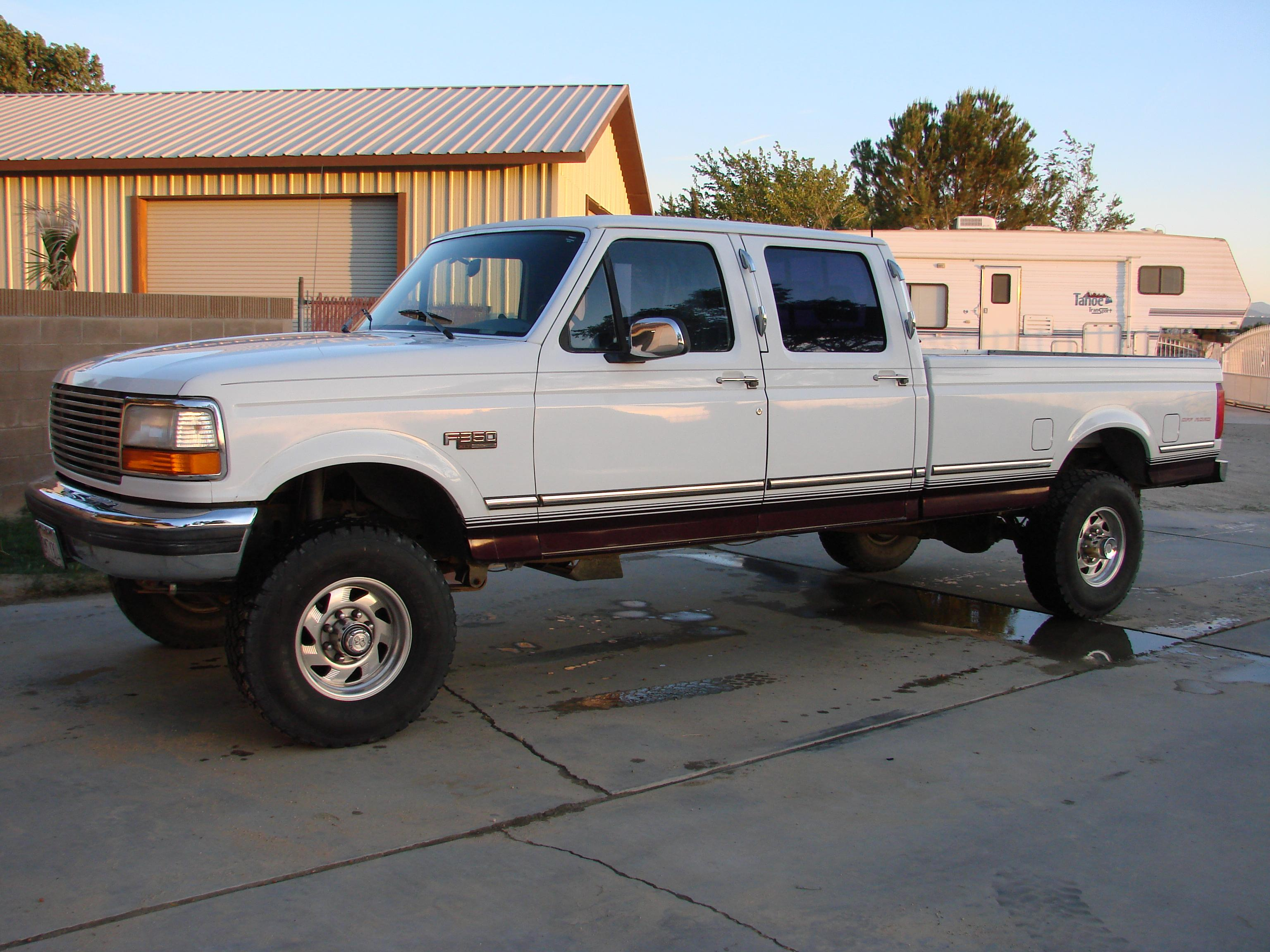 Another B_U_B 1994 Ford F350 Crew Cab post... - 14274645