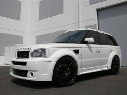 OnyxConceptss 2008 Land Rover Range Rover Sport