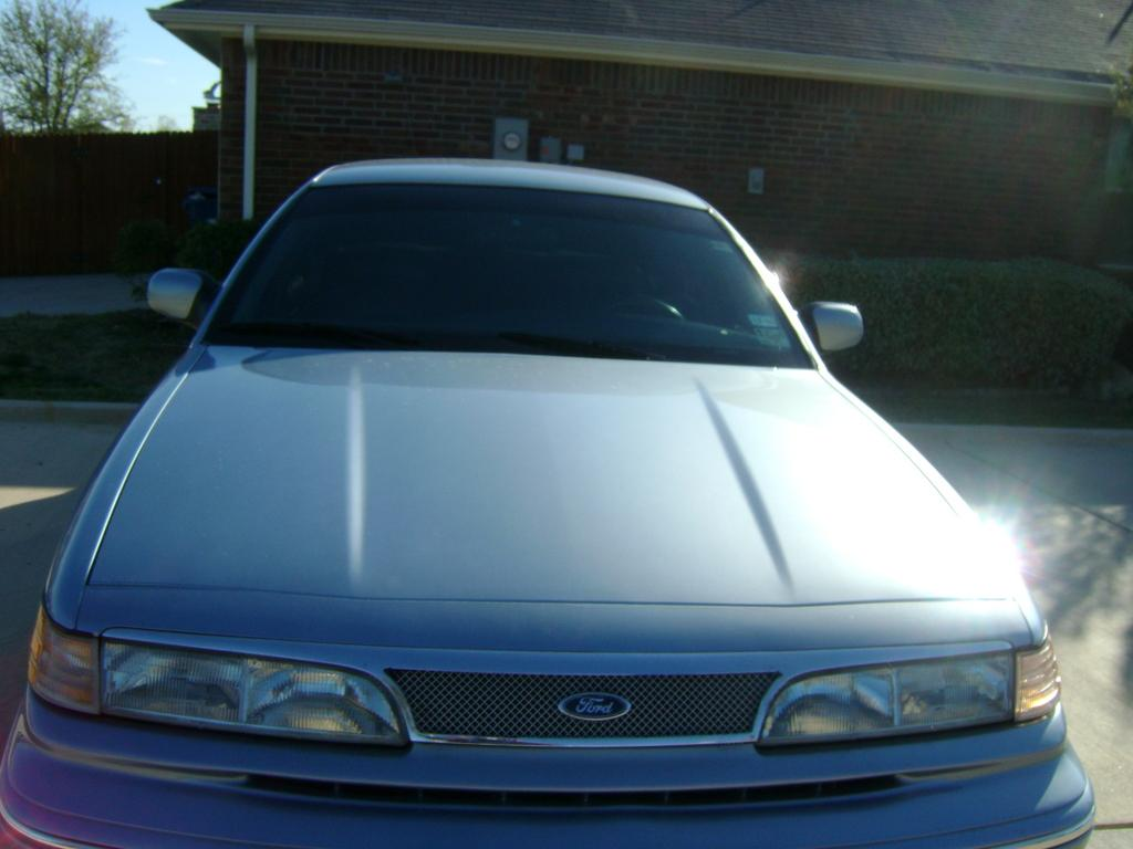 MRCHIiliCITY 1997 Ford Crown Victoria Specs Photos
