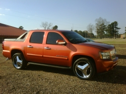 ccwjrs 2007 Chevrolet Avalanche