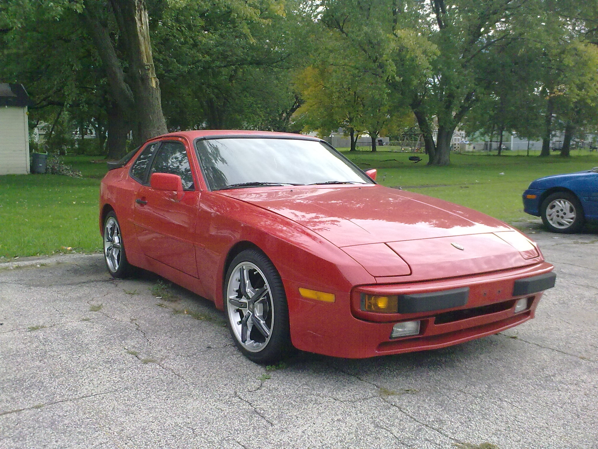 ripper426 1984 Porsche 944 Specs, Photos, Modification Info at CarDomain