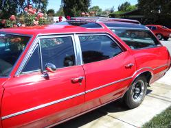 jjdrezrocket 1971 Oldsmobile Vista Cruiser