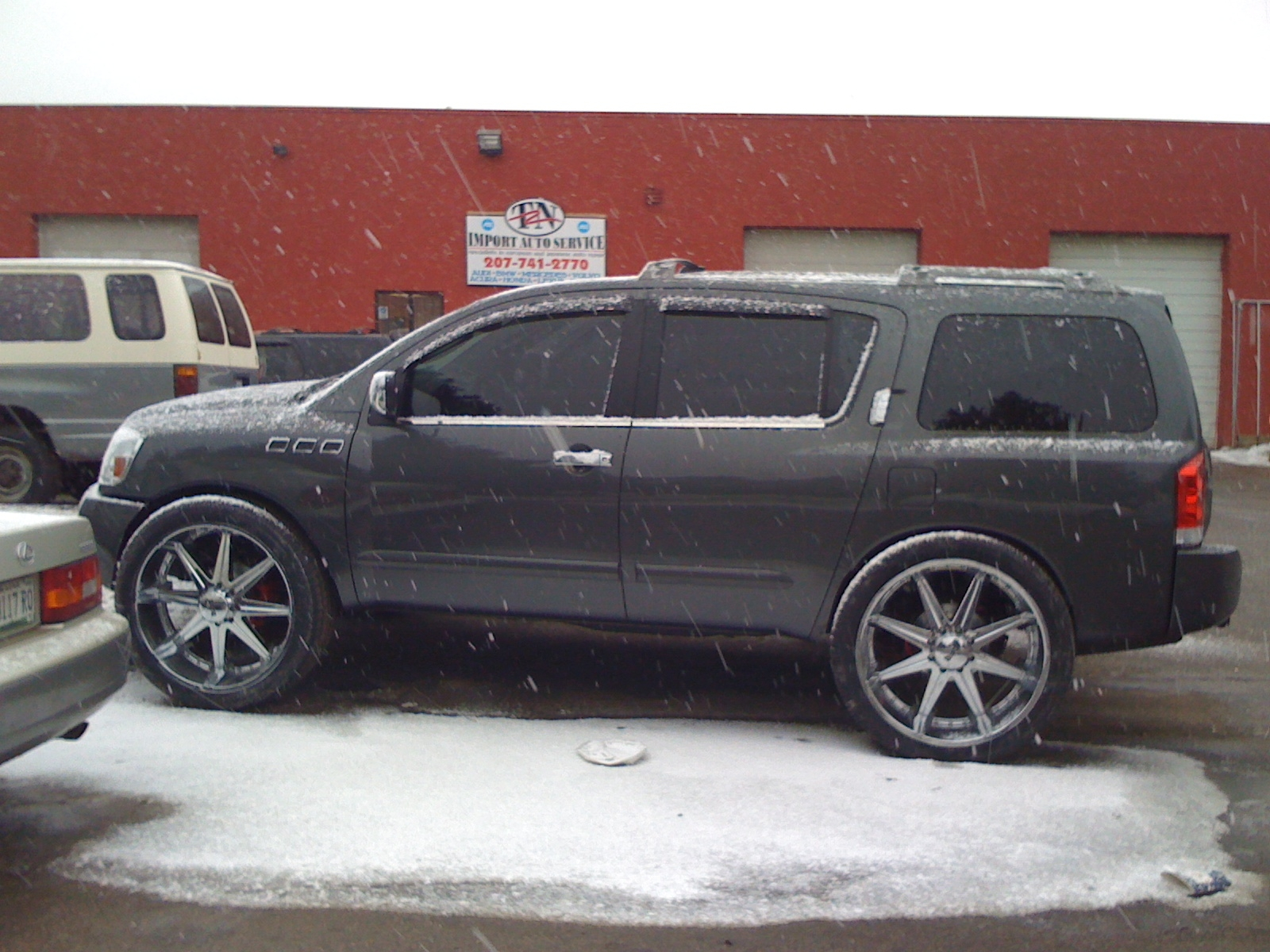 hauytrng 2005 nissan pathfinder armada specs photos. Black Bedroom Furniture Sets. Home Design Ideas