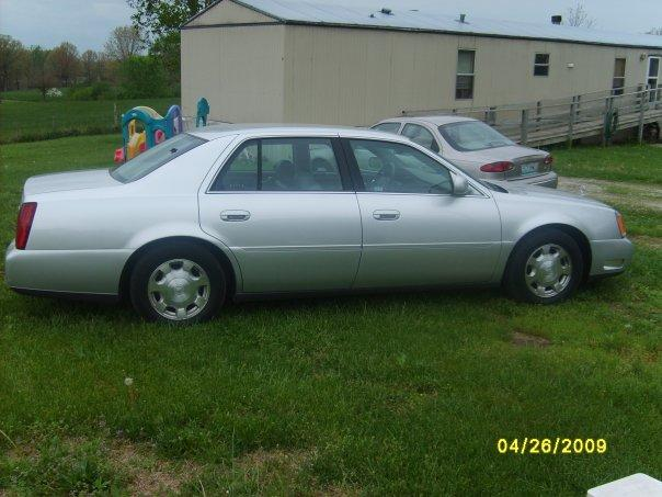 Another 217sFinest 2002 Cadillac DeVille post... - 14278402