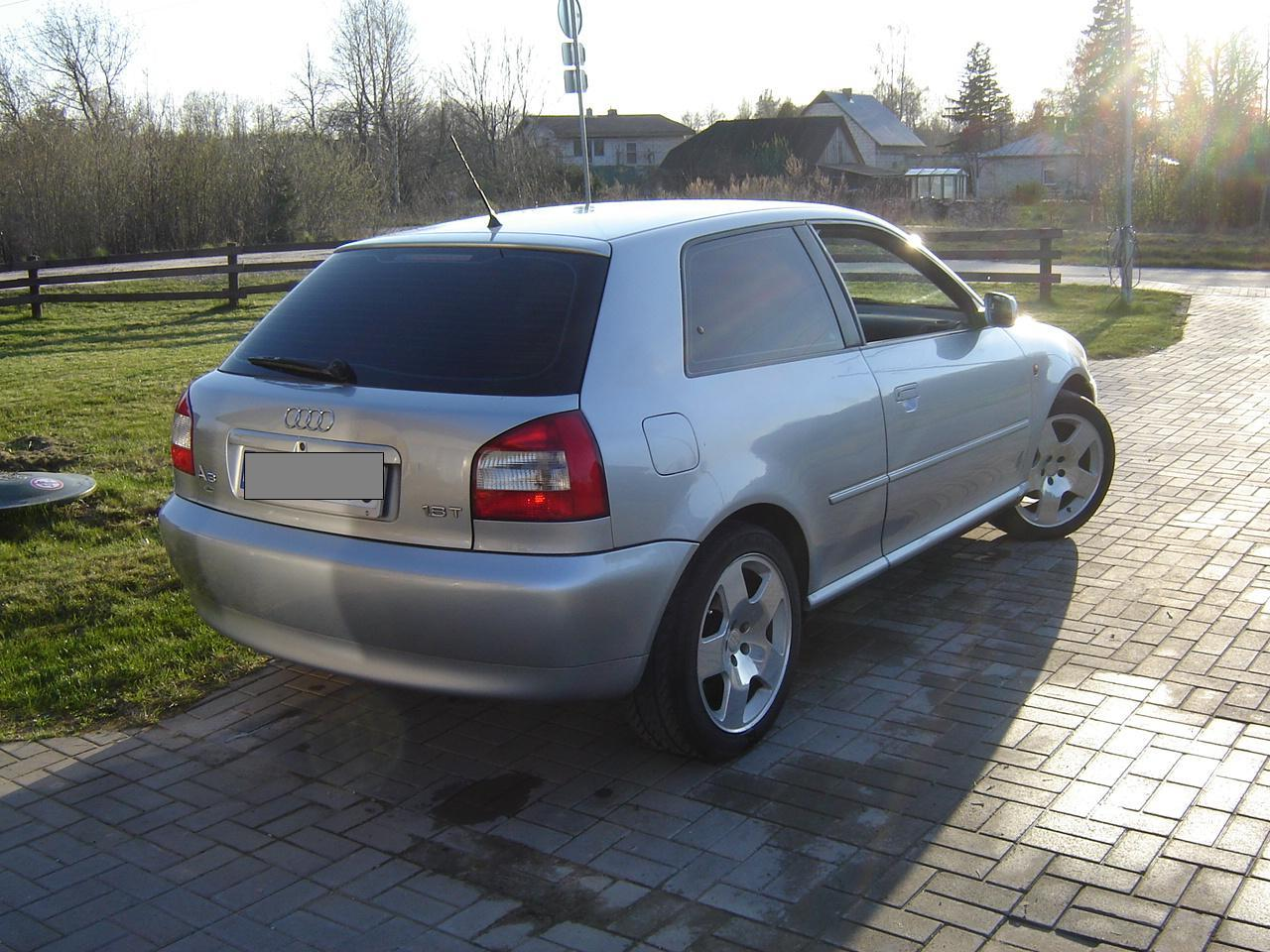 Audi A3 0 60 >> AndreAudiA3 1999 Audi A3 Specs, Photos, Modification Info ...