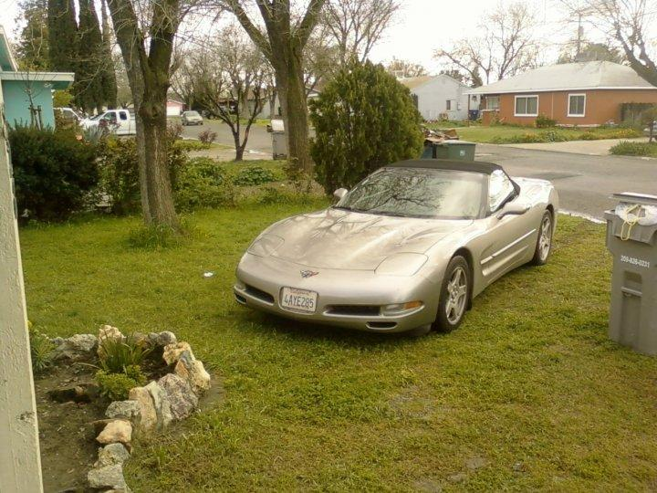 Another markstyle 1998 Chevrolet Corvette post... - 14280009