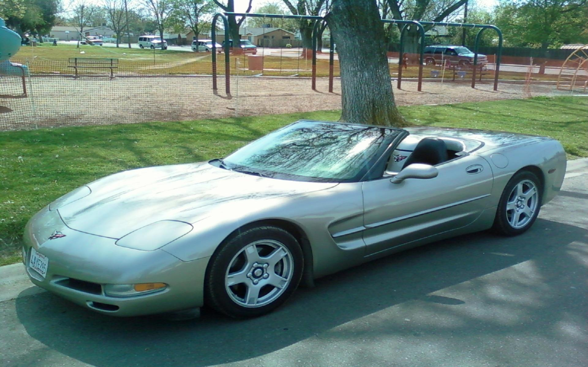 Another markstyle 1998 Chevrolet Corvette post... - 14280010