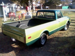 19luna92s 1971 Chevrolet C/K Pick-Up