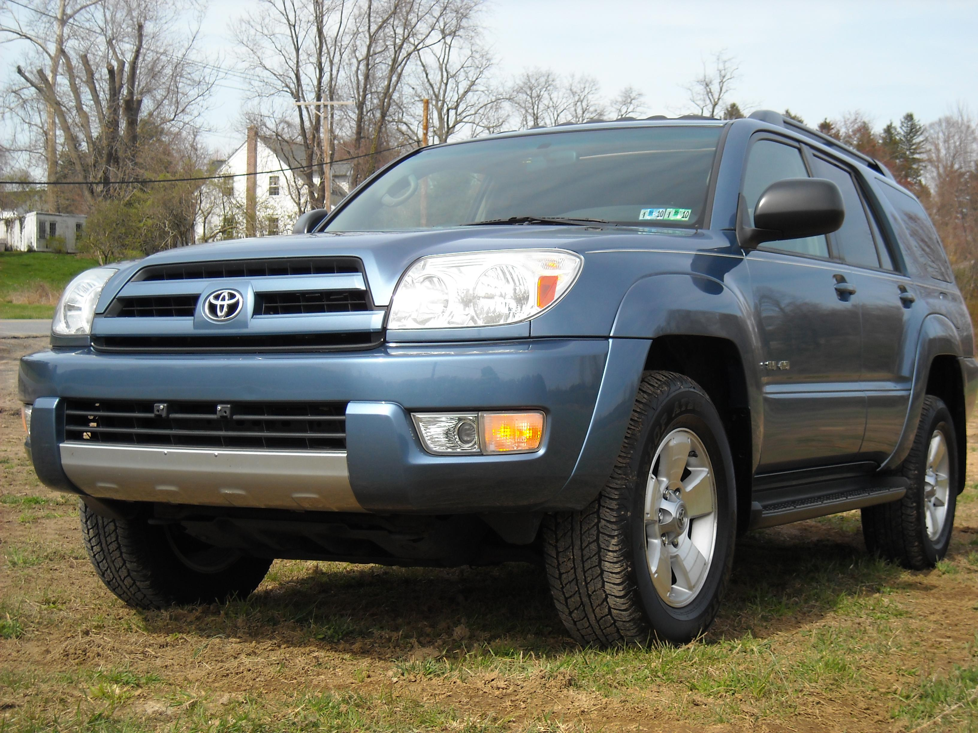 toyotass 2004 toyota 4runner specs photos modification info at cardomain. Black Bedroom Furniture Sets. Home Design Ideas