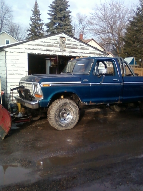 maddmudder77's 1979 Ford F150 Regular Cab