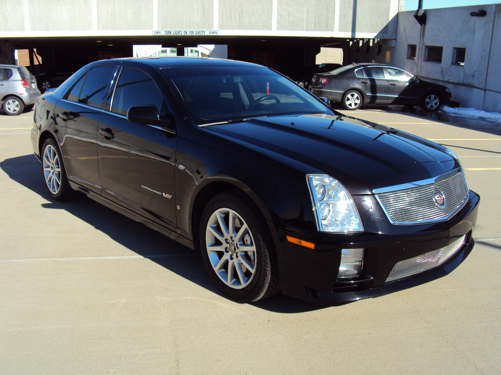 2005 cadillac sts repair manual