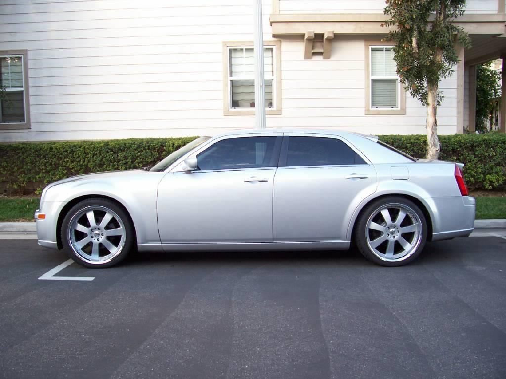 Otterscott 2007 chrysler 300 specs photos modification - 2007 chrysler 300 custom interior ...