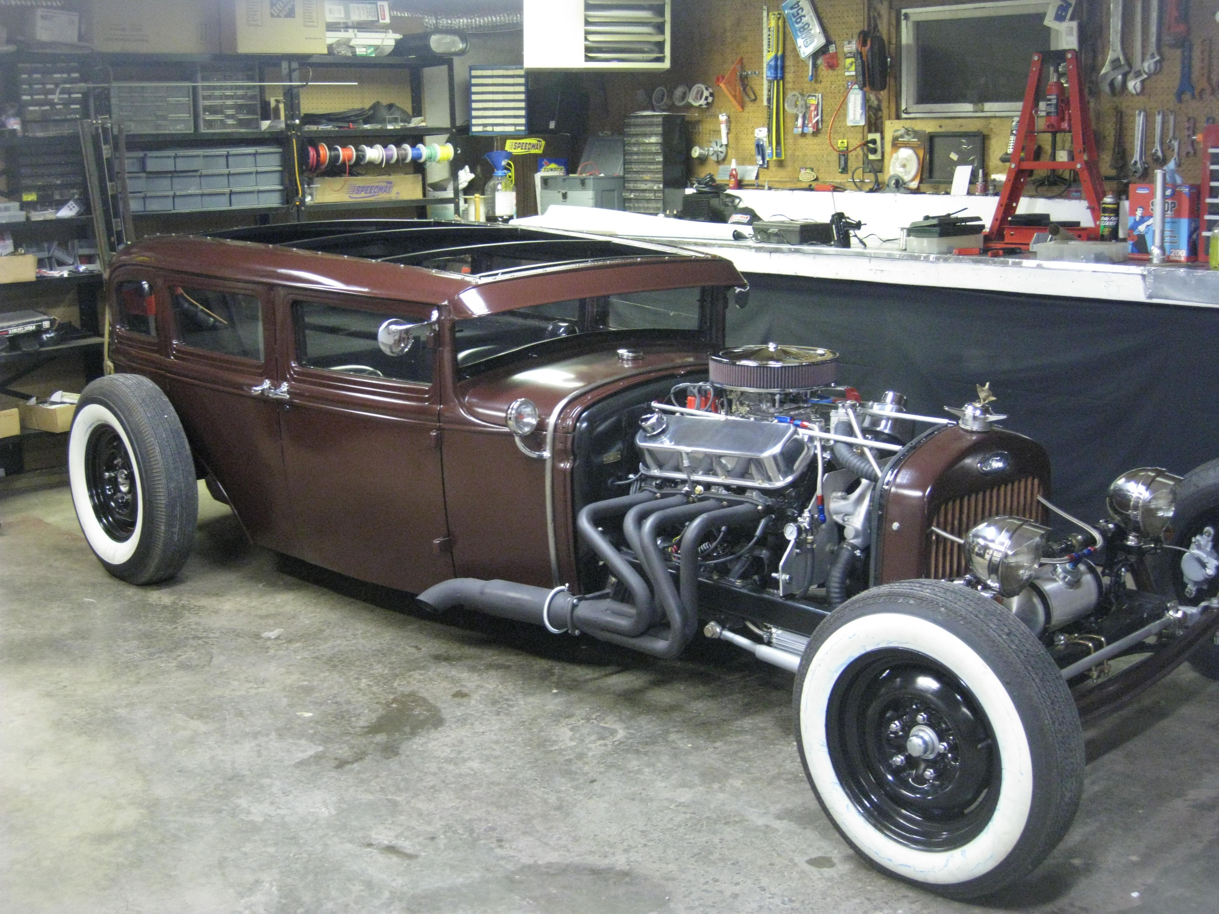 Foxfabrication 1930 Ford Model A Specs Photos Modification Info At Electrical Wiring 38398040001 Original