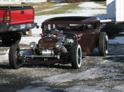 FoxFabrication 1930 Ford Model A