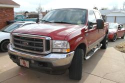 gsmith358 2003 Ford F250 Super Duty Crew Cab
