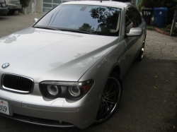Ronquillozs 2005 BMW 7-Series