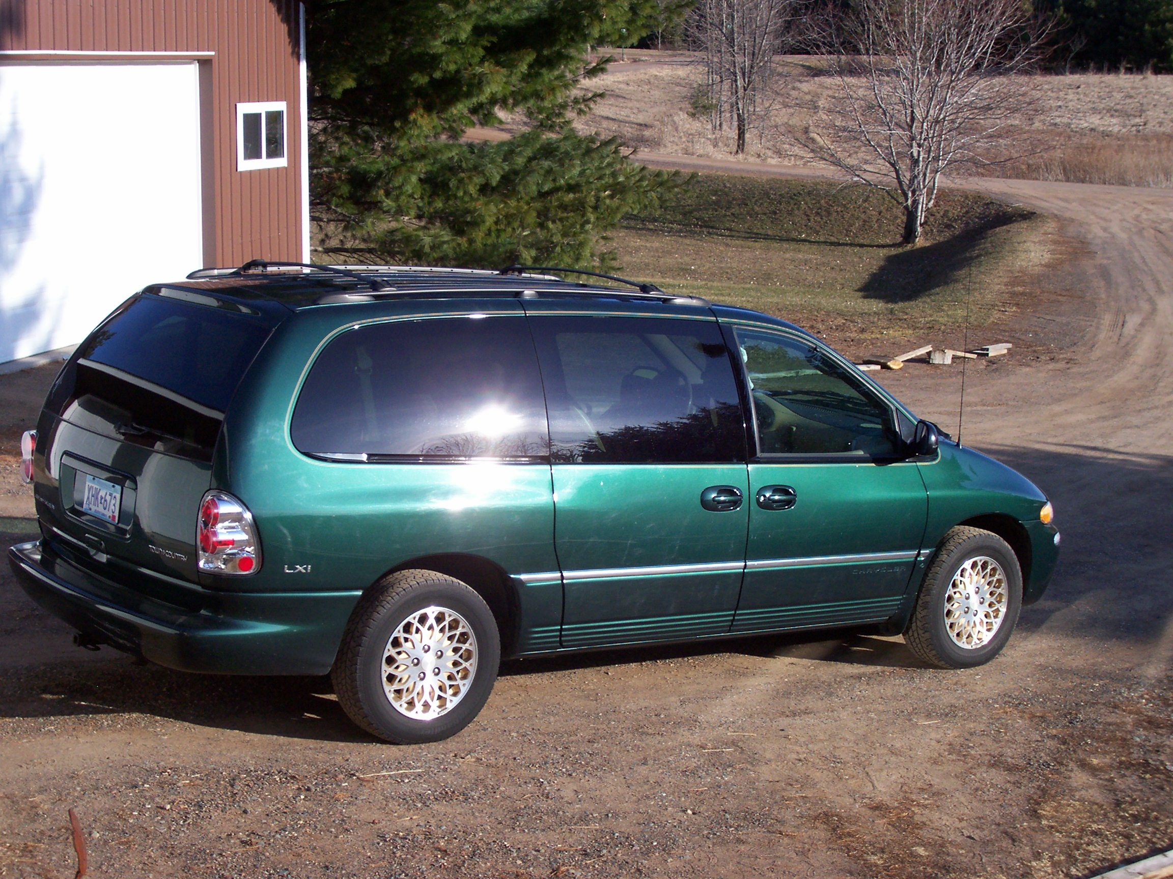 6193257790 1998 Chrysler Town & Country 14283496