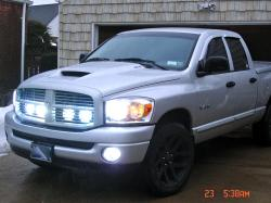 Xrider2124s 2006 Dodge Ram 1500 Quad Cab