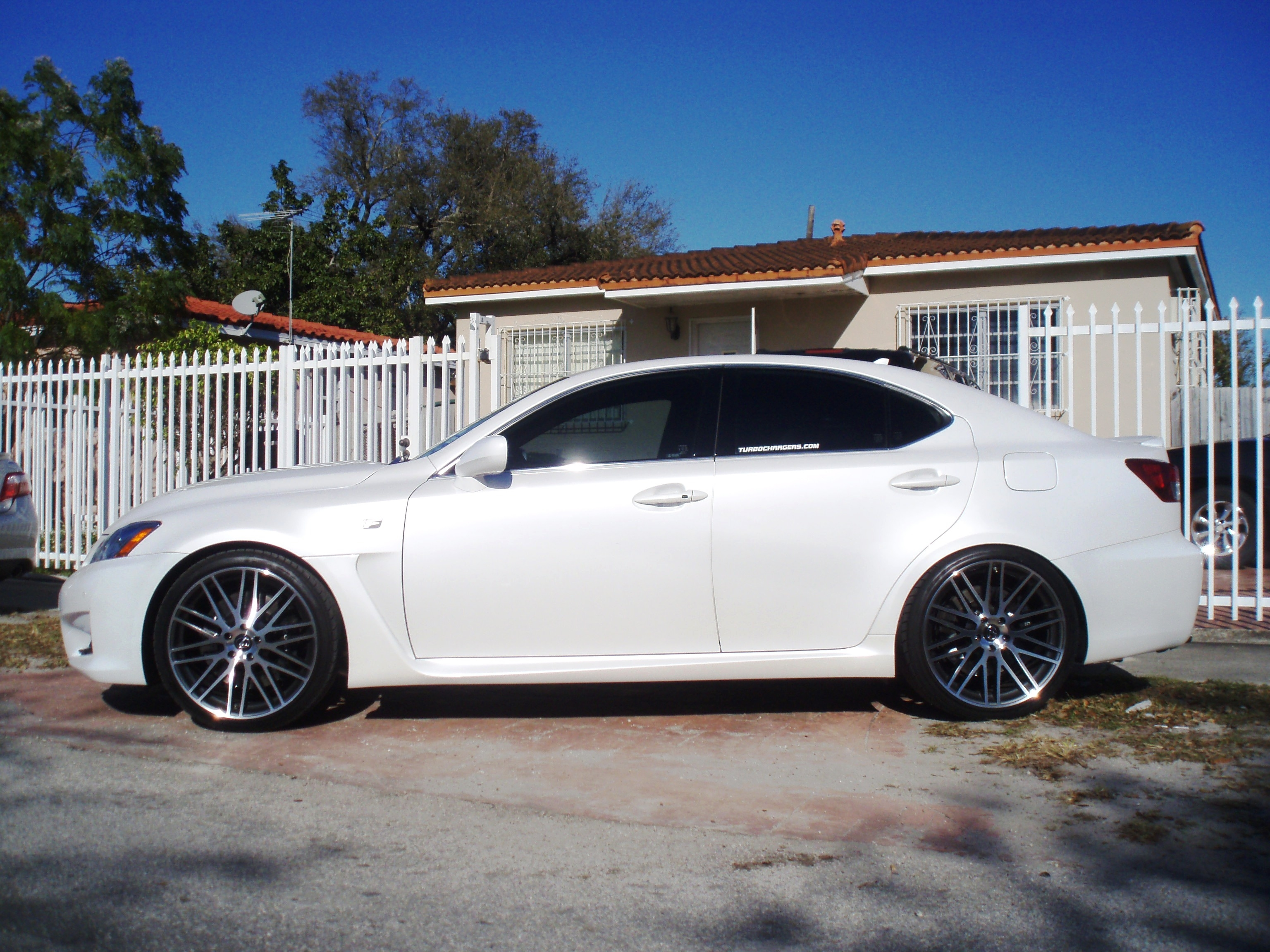 ursisterismine 2008 Lexus IS F 14283785