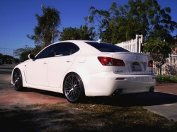 ursisterismines 2008 Lexus IS F