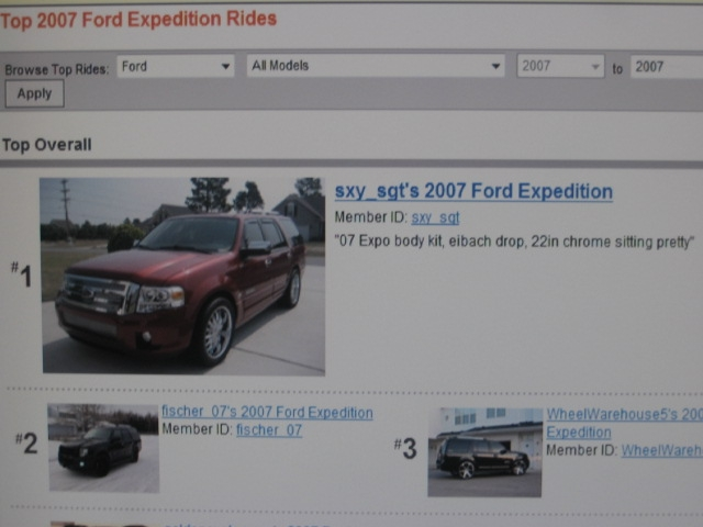 sxy_sgt 2007 Ford Expedition 14283960
