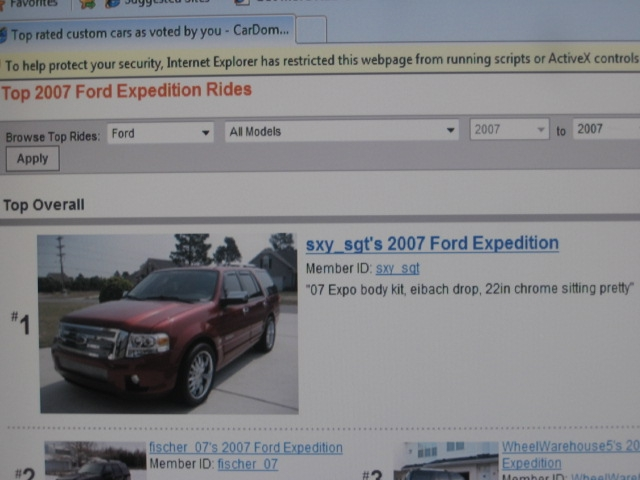 sxy_sgt 2007 Ford Expedition 14283961