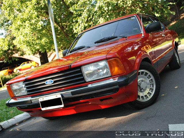 Another NoviaDelViento 1981 Ford Taunus post... - 14282232