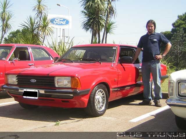 Another NoviaDelViento 1981 Ford Taunus post... - 14282237
