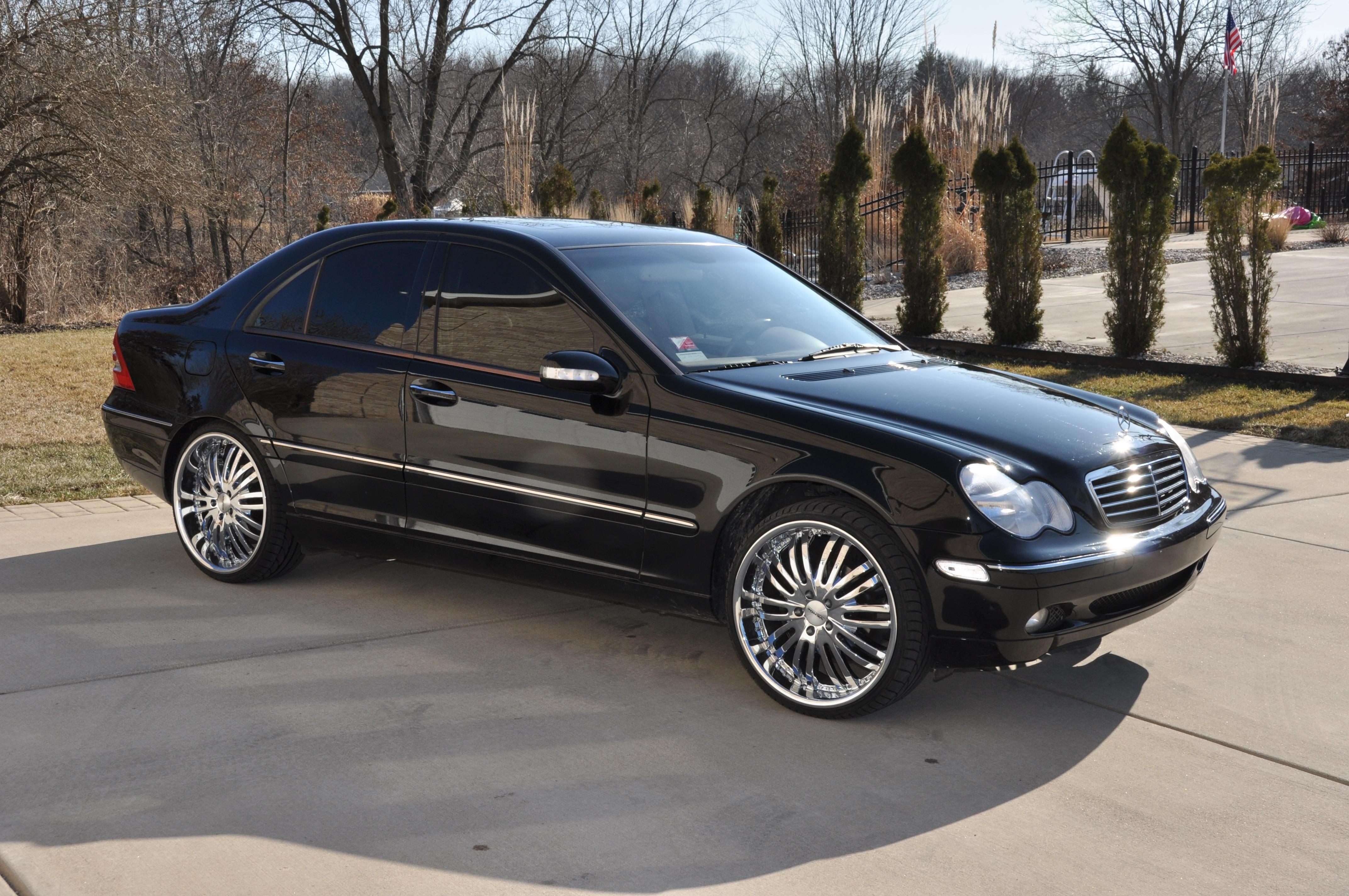 2002 Mercedes-Benz C320 - View our current inventory at ...