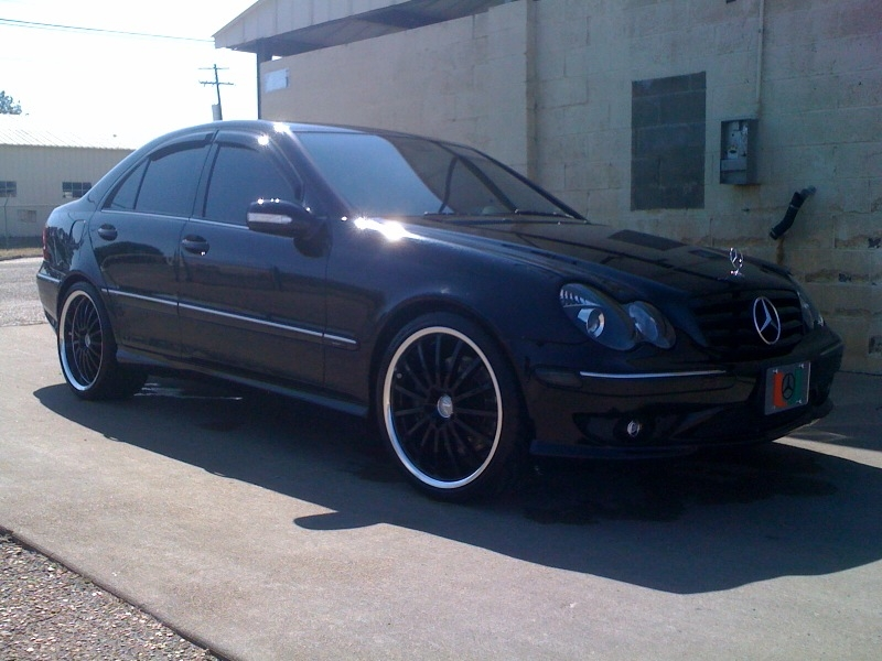 cali2g 2006 MercedesBenz CClassC230 Sport Sedan 4D Specs Photos