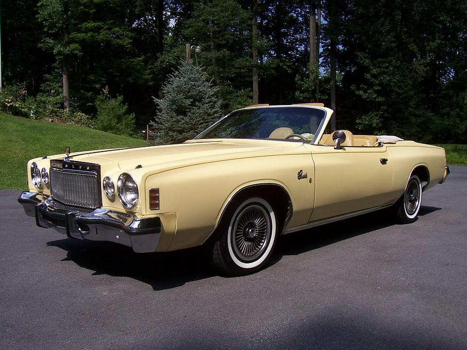 1977 Chrysler Cordoba