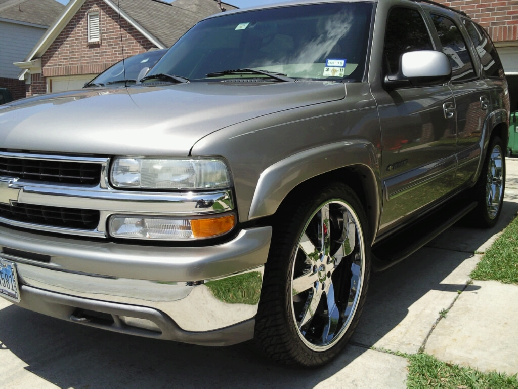 051399 2002 Chevrolet Tahoe Specs, Photos, Modification ...