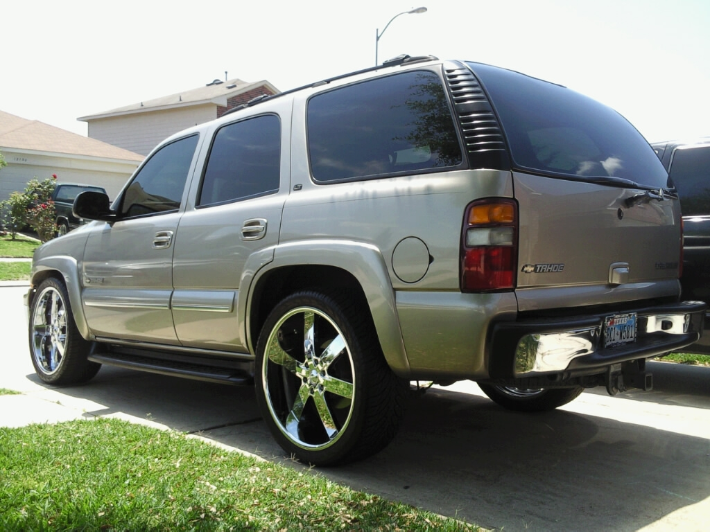 Another 051399 2002 Chevrolet Tahoe post... - 14282342