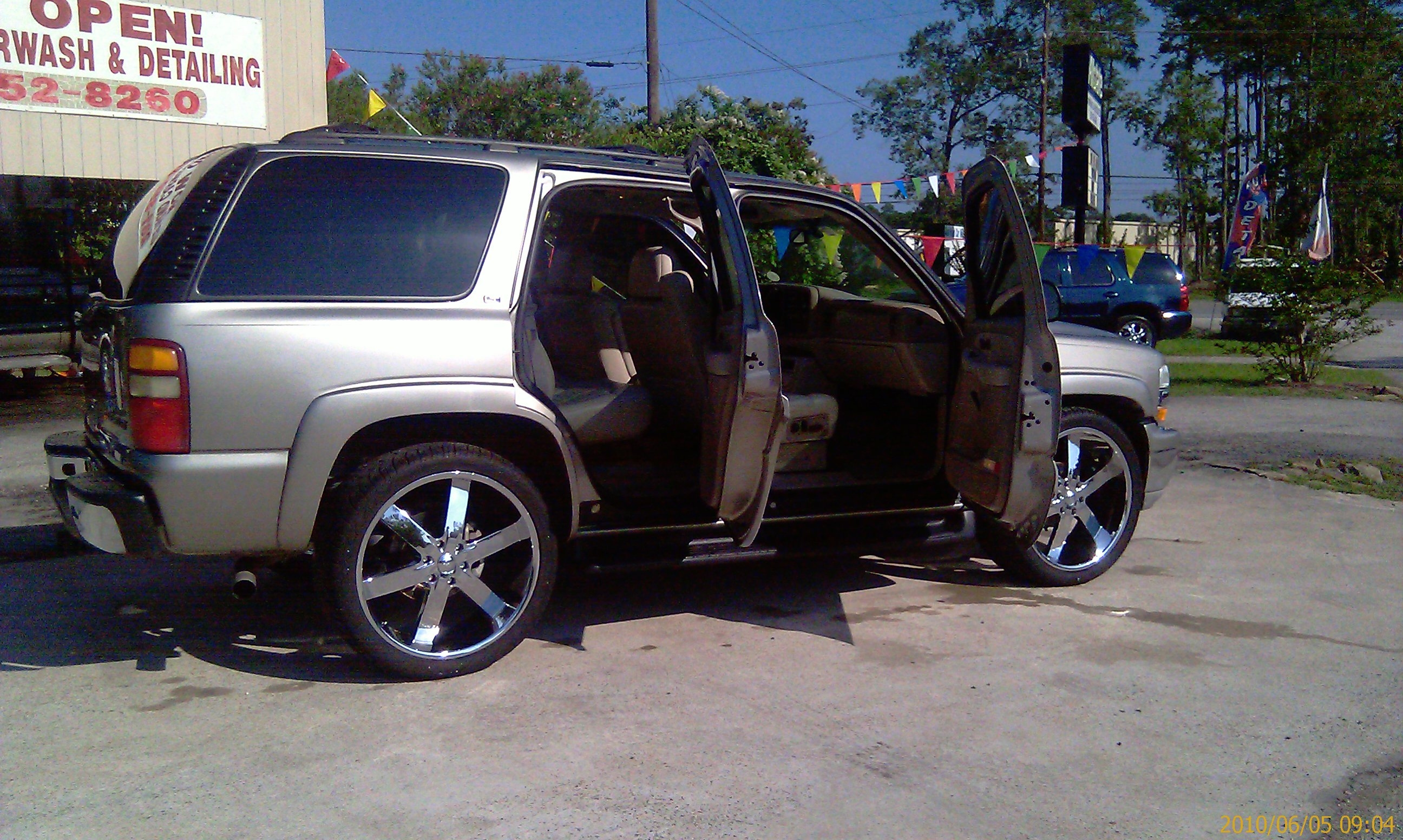 Another 051399 2002 Chevrolet Tahoe post... - 14282347