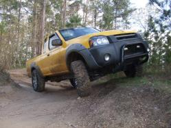 atown0913s 2001 Nissan Frontier Regular Cab