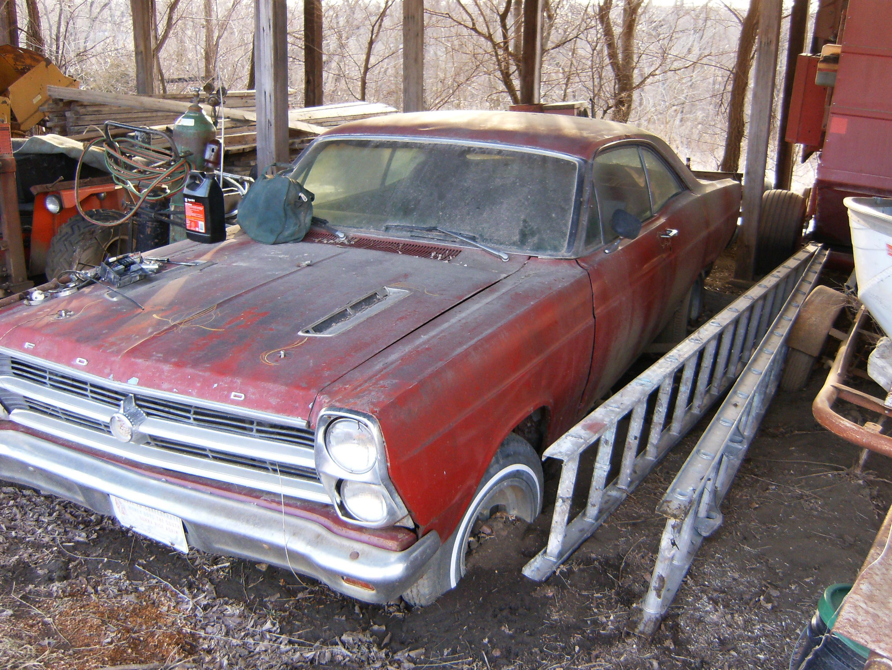 1966 Fairlane Gt For Sale Craigslist | Autos Weblog