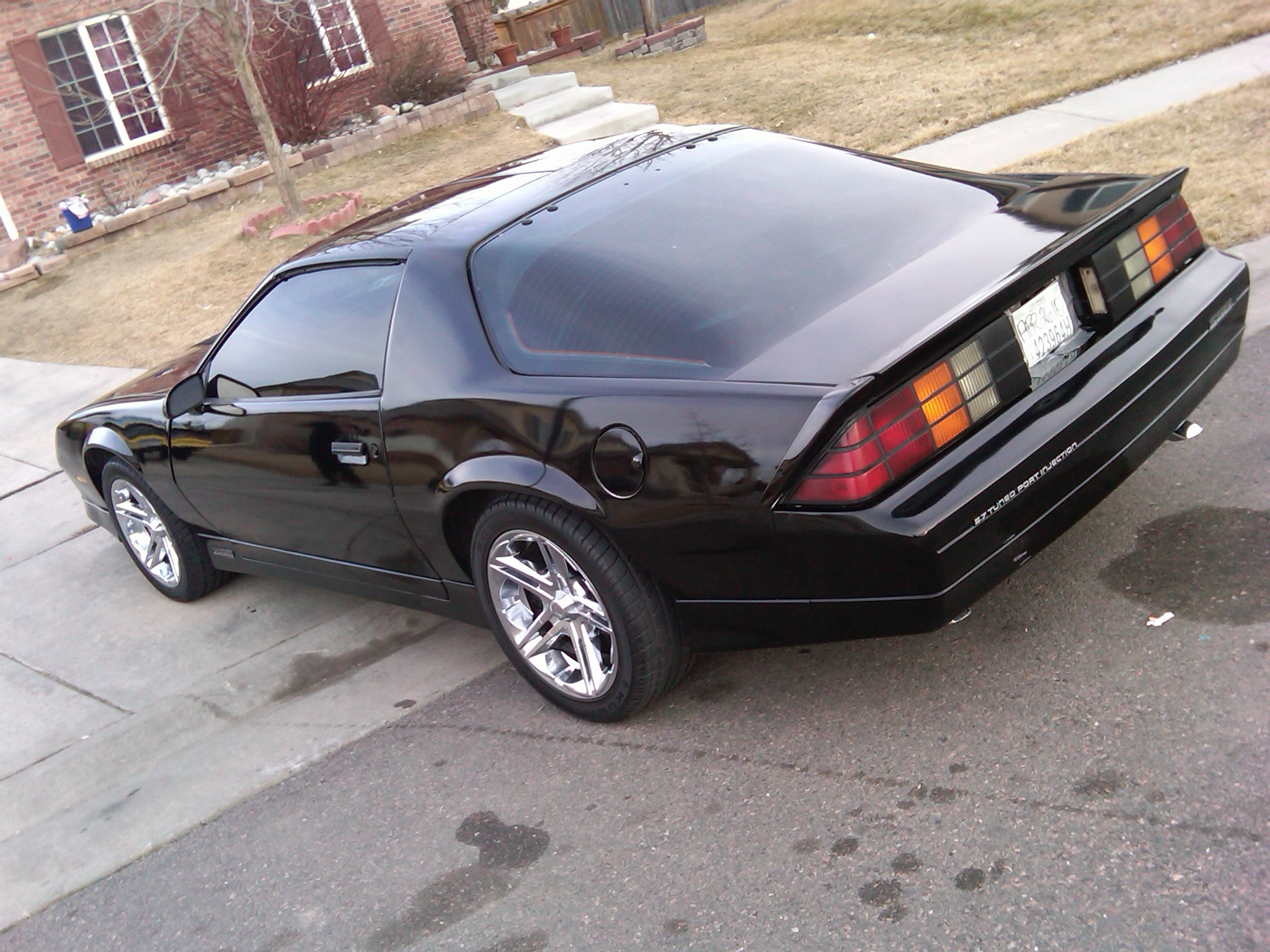 Another emmanuel33v 1986 Chevrolet Camaro post... - 14289999