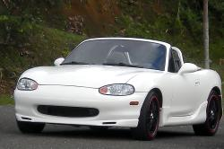 Toy-Miata-PRs 1999 Mazda Miata MX-5