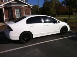 bigbpatels 2010 Honda Civic
