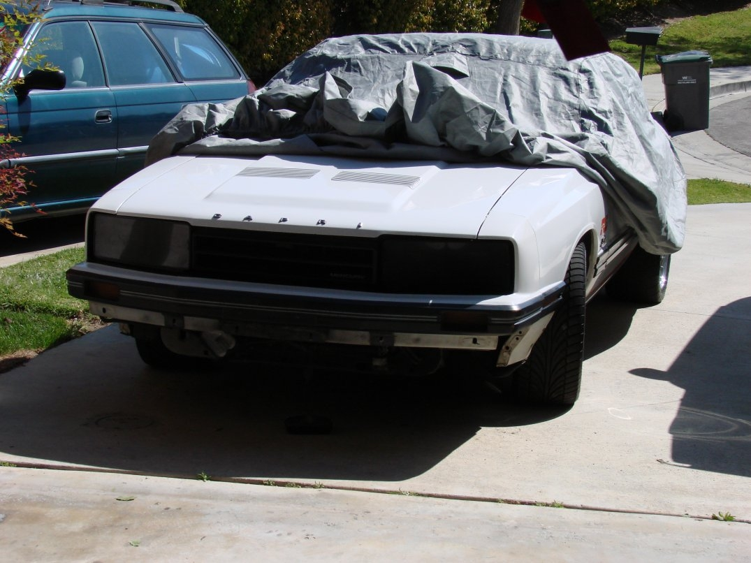 rawright 1984 Mercury Capri 18728377