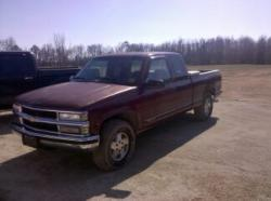 ikecan22s 1995 Chevrolet Silverado 1500 Extended Cab