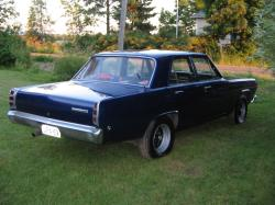 RocknSlant 1968 Plymouth Valiant