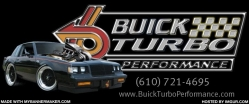 chi-townGSTs 1986 Buick Grand National