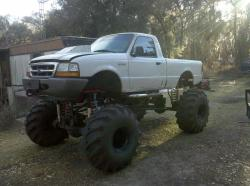 cemerfams 2000 Ford Ranger Regular Cab