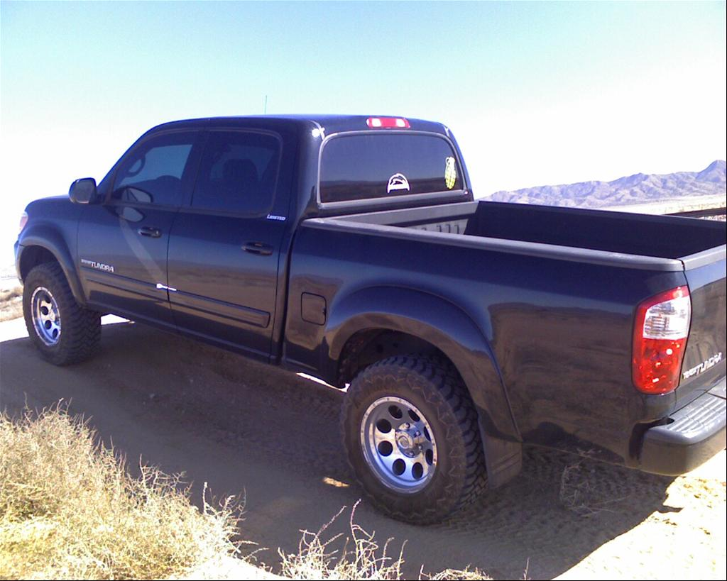 2006 Tundra Leveling Kit Before And After Autos Post