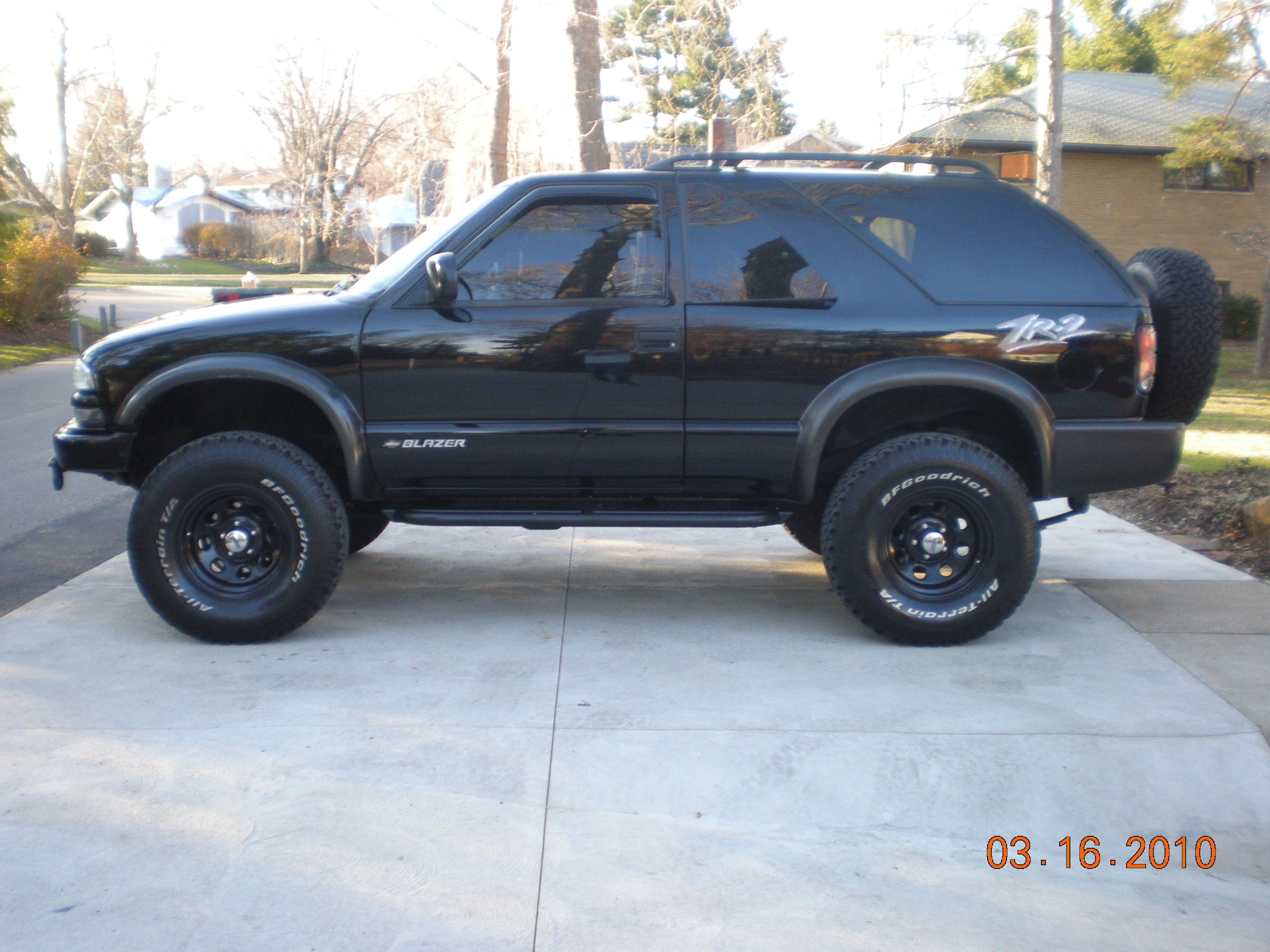 BlackBlaZr2 2002 Chevrolet S10 Blazer Specs, Photos ...