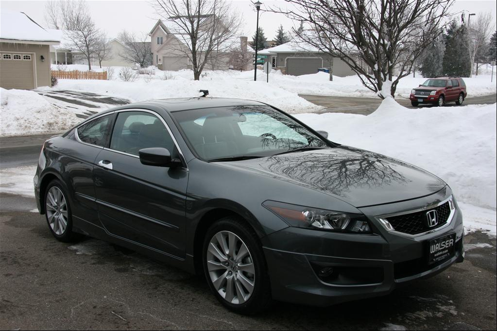 2011 Honda Accord Coupe Black
