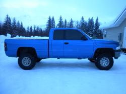 AK_FERKs 1999 Dodge Ram 1500 Regular Cab