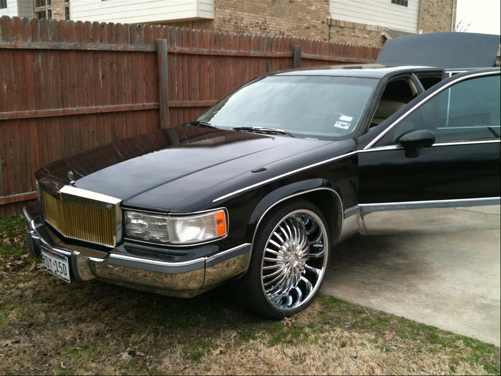 gmonts15 39 s 1994 cadillac fleetwood in desoto tx. Cars Review. Best American Auto & Cars Review